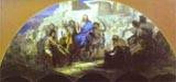 entrance of christ into jerusalem 1876 XX the russian museum st petersburg russia